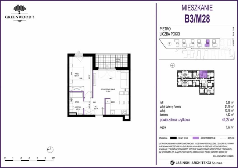 Mieszkanie B3/M28