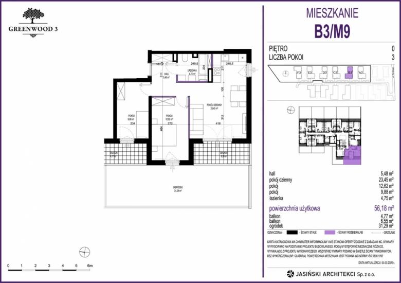 Mieszkanie B3/M9