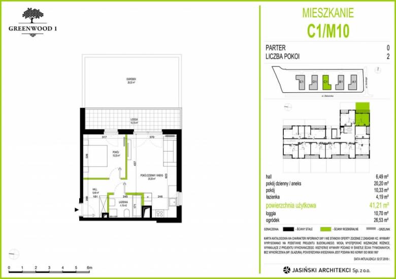 Mieszkanie C1/M10