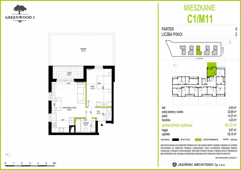 Mieszkanie C1/M11