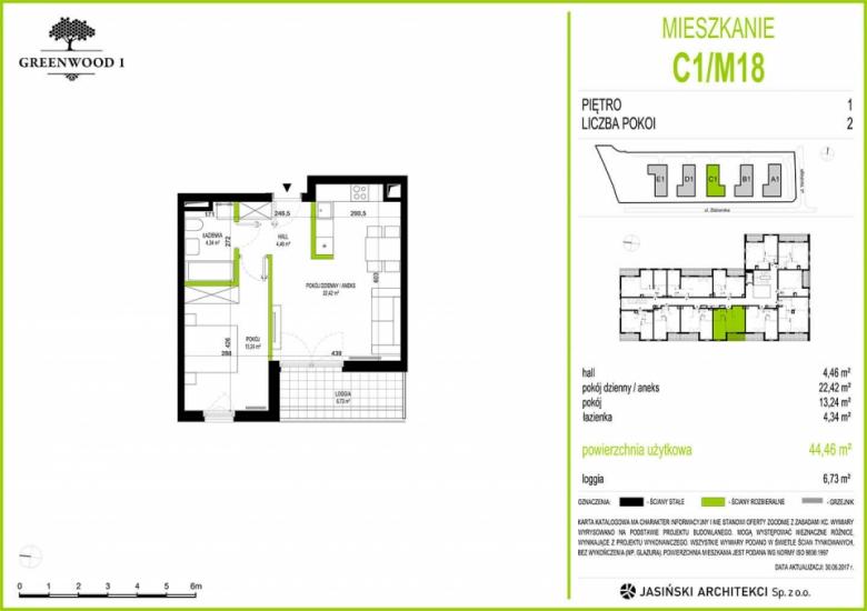 Mieszkanie C1/M18