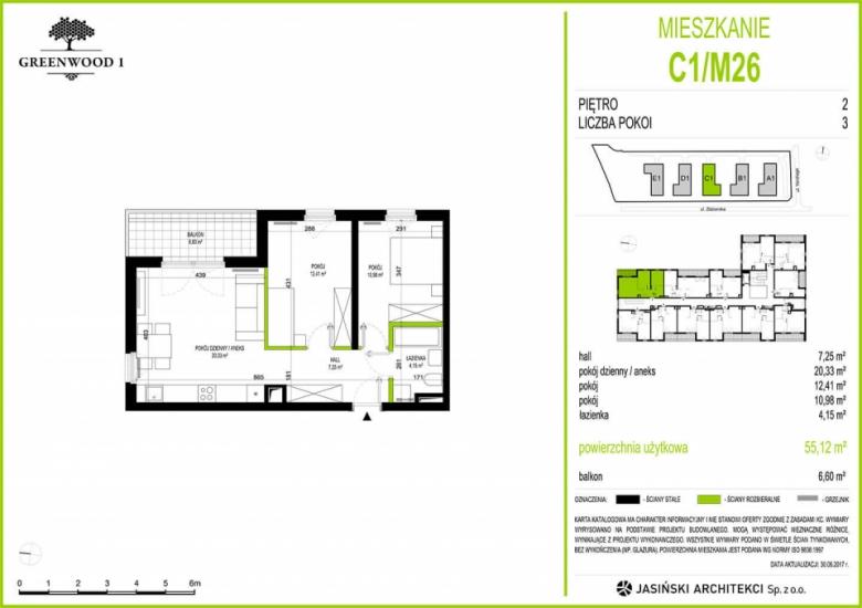 Mieszkanie C1/M26