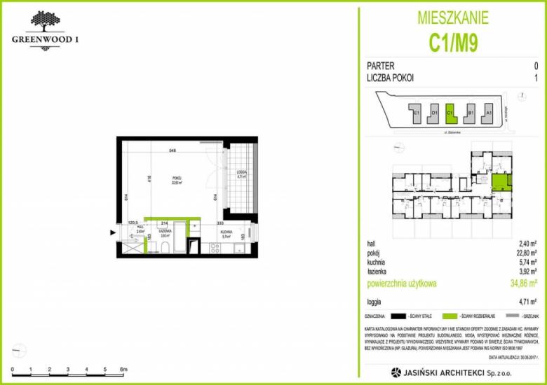 Mieszkanie C1/M9
