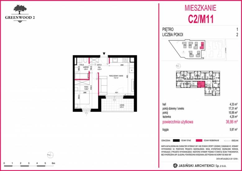 Mieszkanie C2/M11