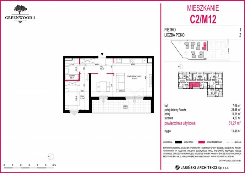 Mieszkanie C2/M12