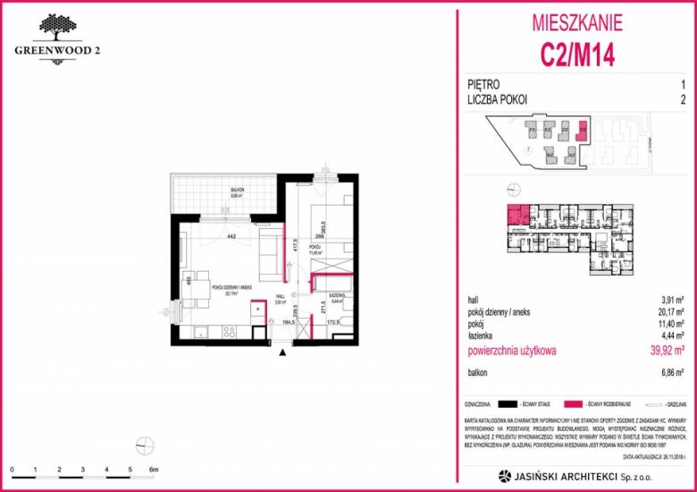 Mieszkanie C2/M14