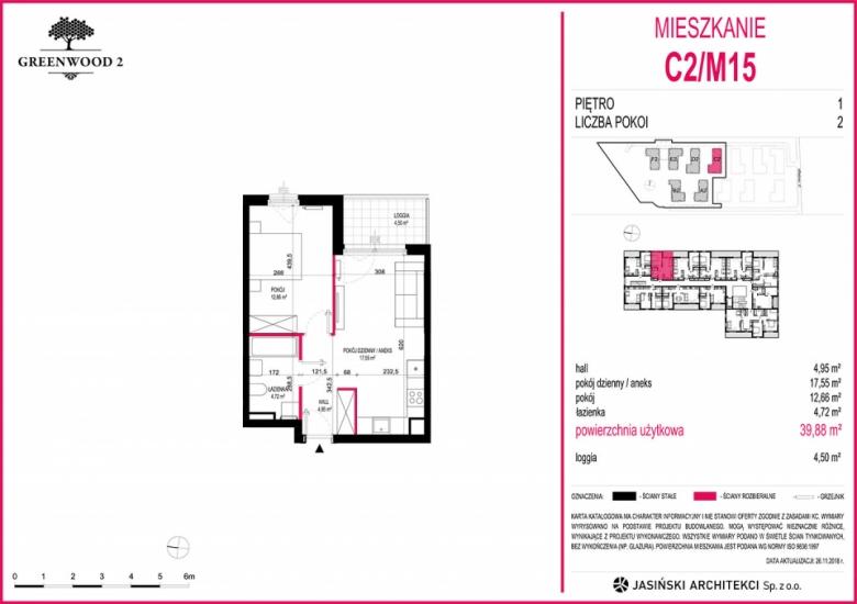 Mieszkanie C2/M15