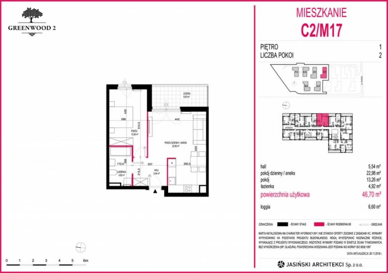 Mieszkanie C2/M17