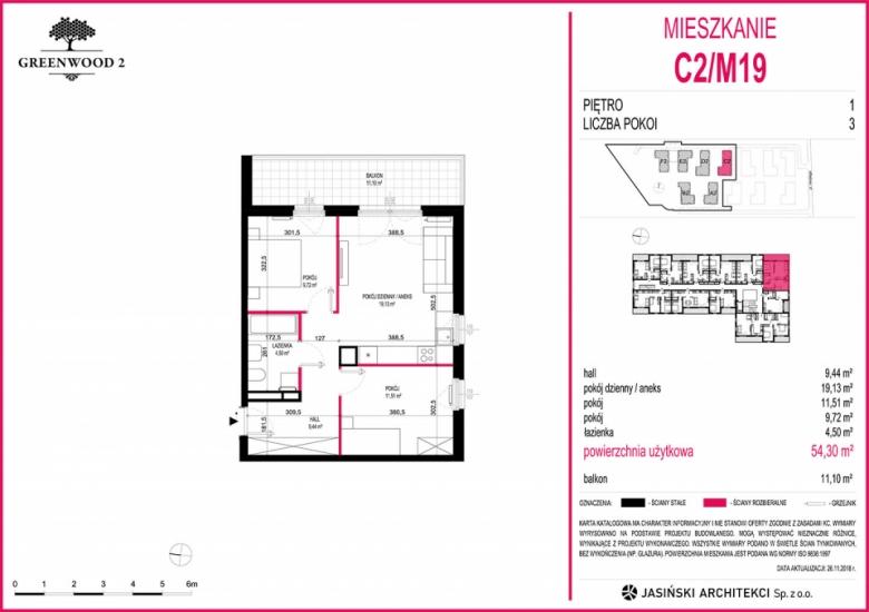 Mieszkanie C2/M19
