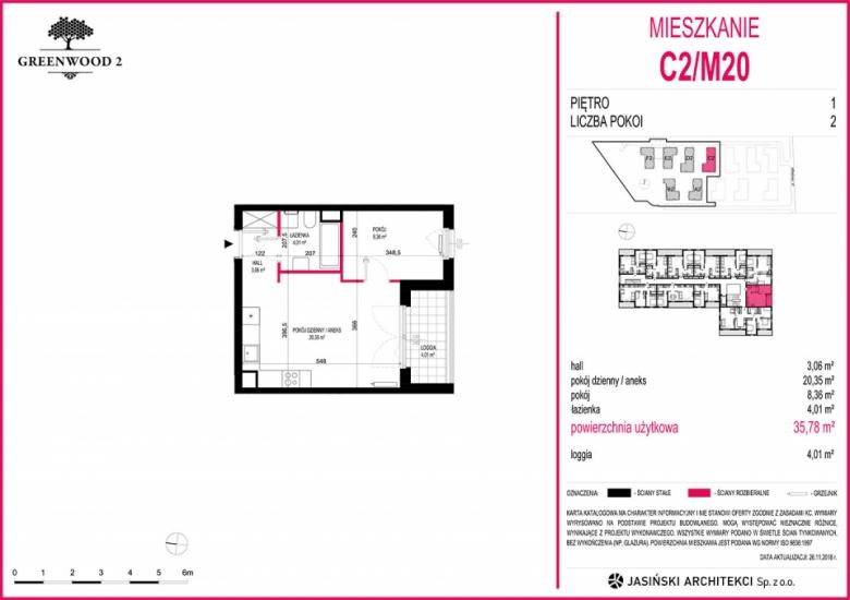 Mieszkanie C2/M20