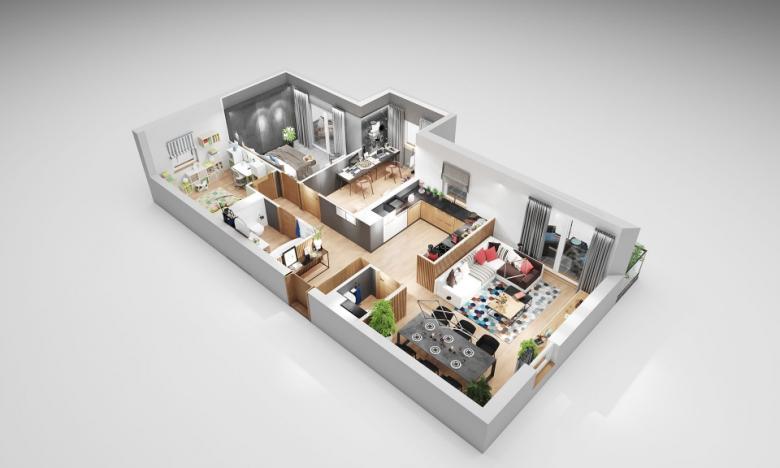 Mieszkanie C2/M21