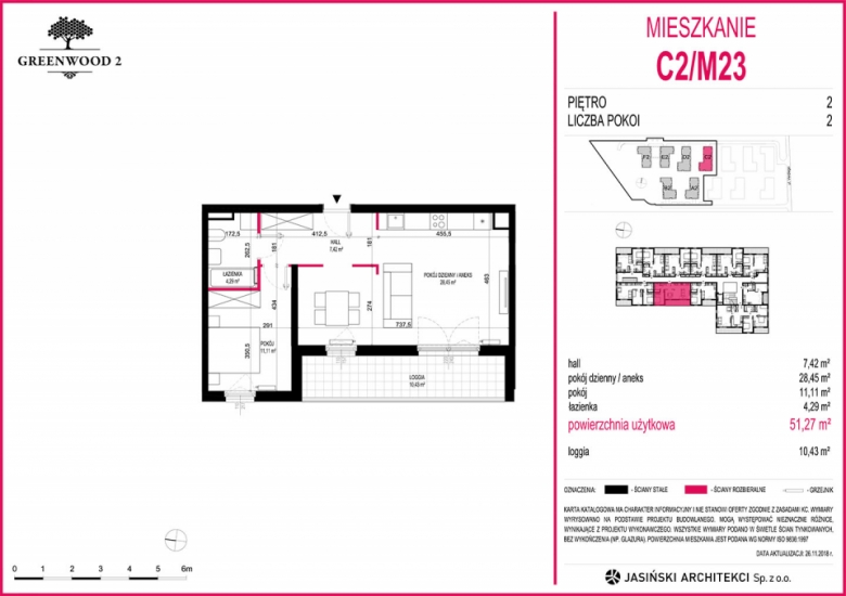 Mieszkanie C2/M23