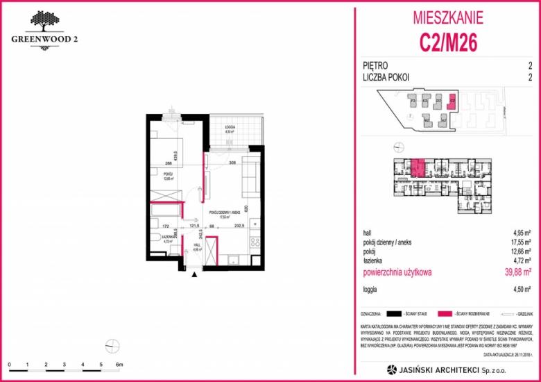 Mieszkanie C2/M26