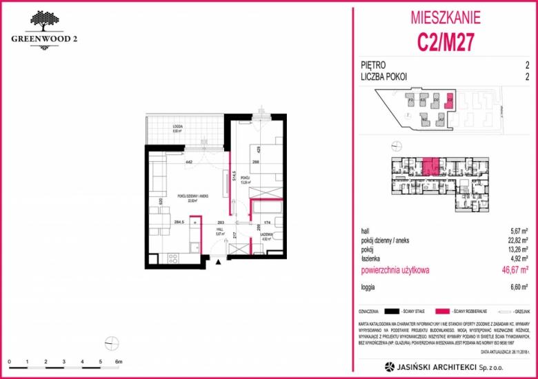Mieszkanie C2/M27