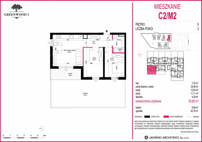 Mieszkanie C2/M2