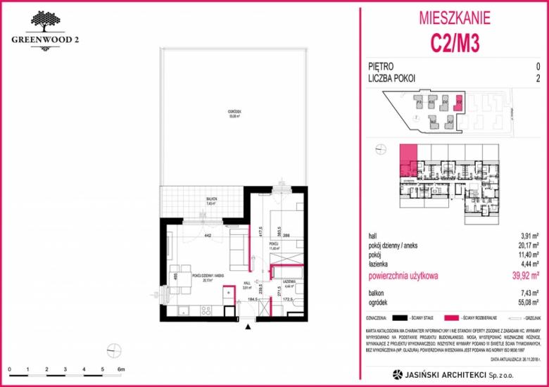 Mieszkanie C2/M3