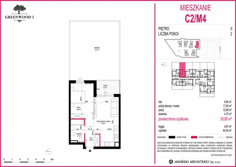 Mieszkanie C2/M4