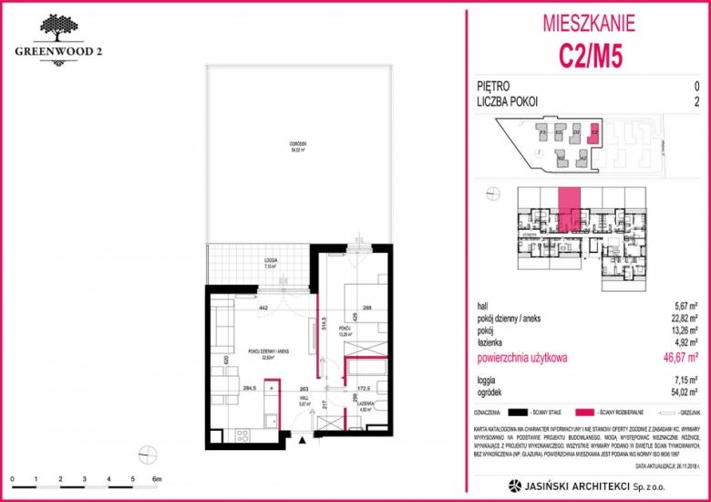 Mieszkanie C2/M5