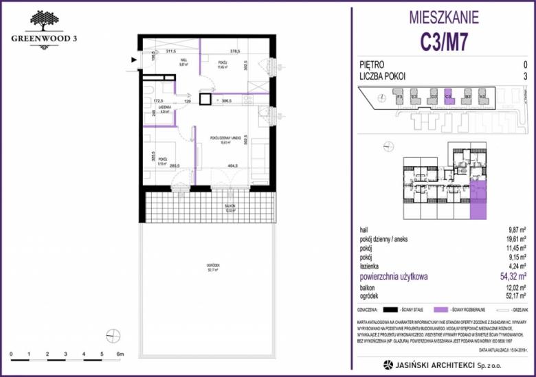 Mieszkanie C3/M7