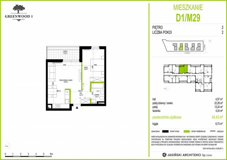 Mieszkanie D1/M29