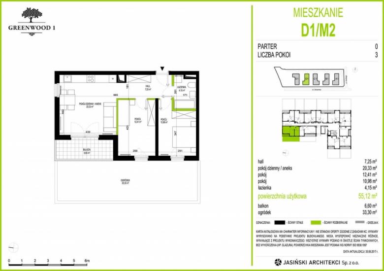 Mieszkanie D1/M2