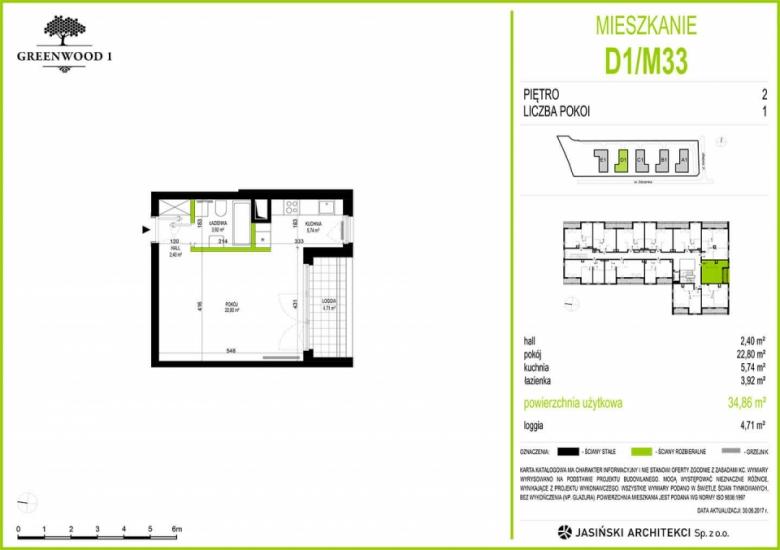 Mieszkanie D1/M33