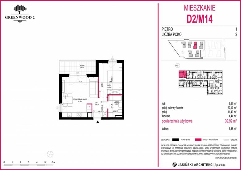 Mieszkanie D2/M14