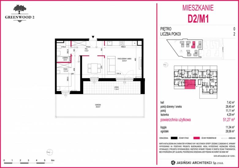 Mieszkanie D2/M1