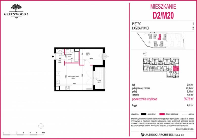 Mieszkanie D2/M20
