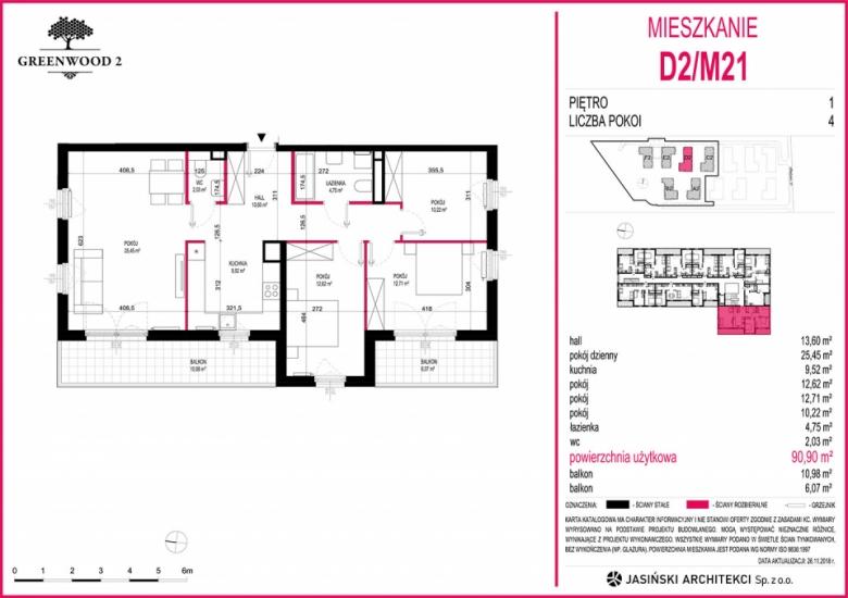 Mieszkanie D2/M21