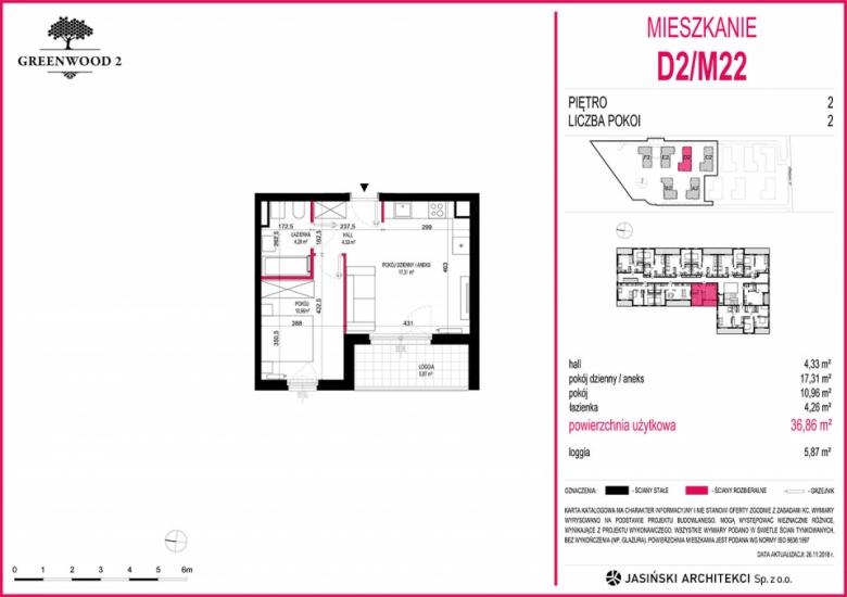 Mieszkanie D2/M22