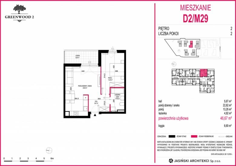 Mieszkanie D2/M29