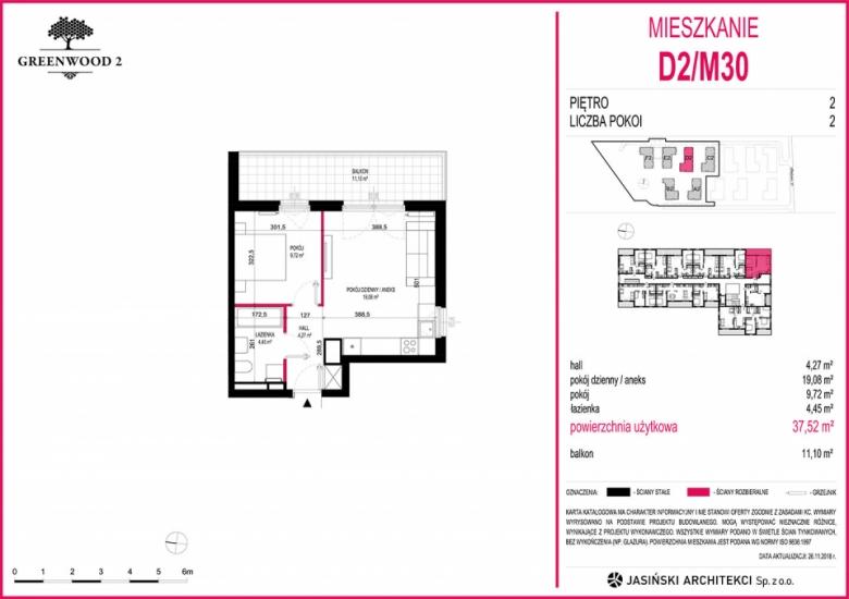 Mieszkanie D2/M30