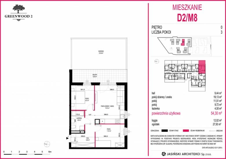 Mieszkanie D2/M8