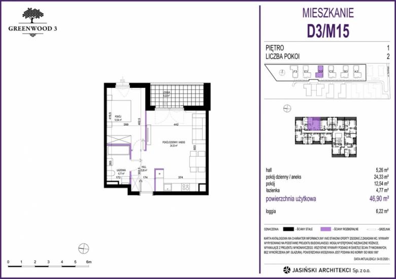 Mieszkanie D3/M15
