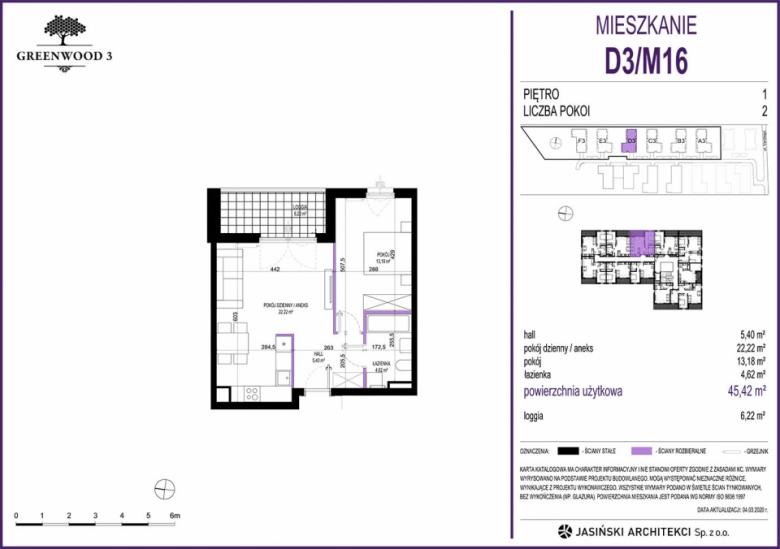 Mieszkanie D3/M16