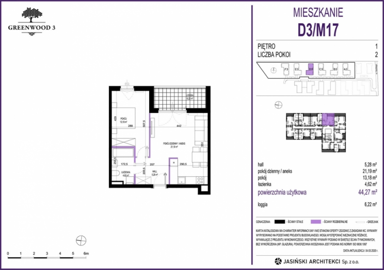 Mieszkanie D3/M17