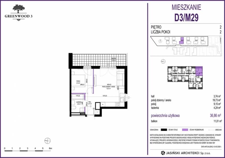 Mieszkanie D3/M29