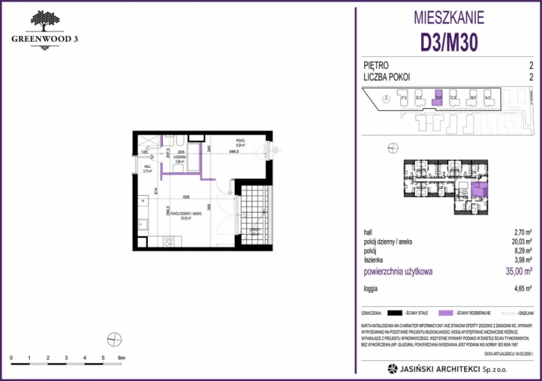 Mieszkanie D3/M30
