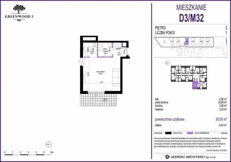 Mieszkanie D3/M32