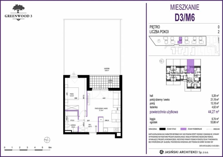 Mieszkanie D3/M6