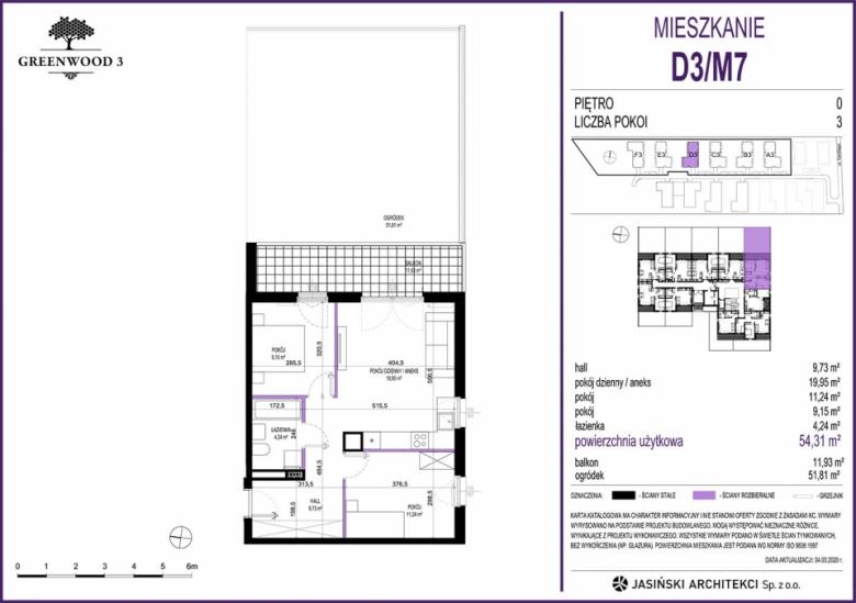 Mieszkanie D3/M7