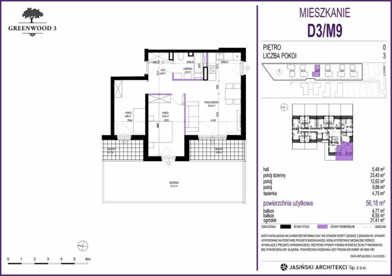 Mieszkanie D3/M9