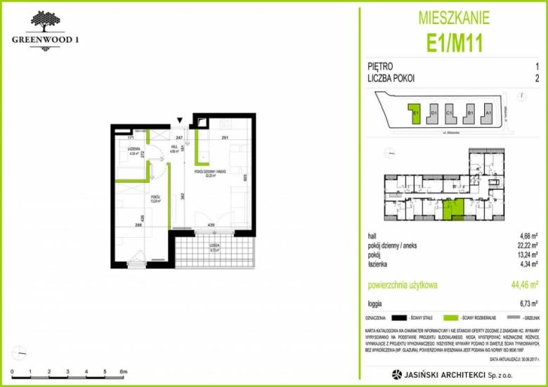 Mieszkanie E1/M11