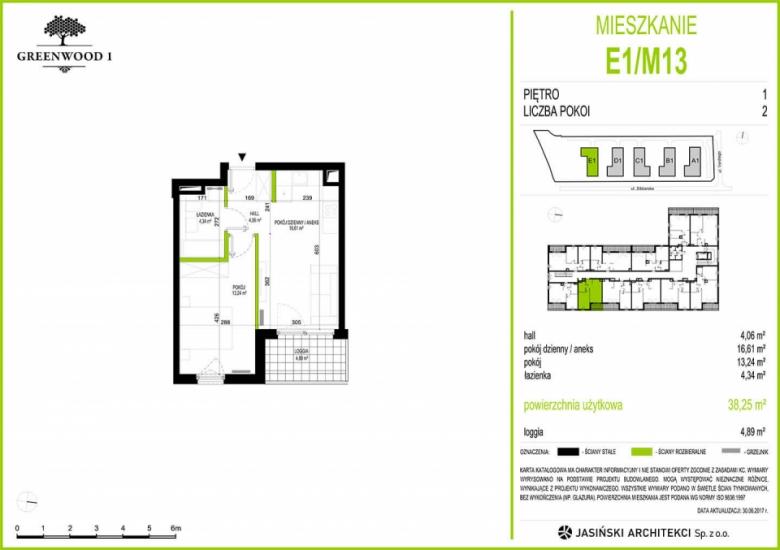 Mieszkanie E1/M13