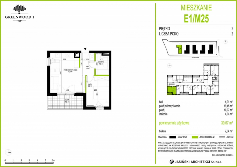 Mieszkanie E1/M25