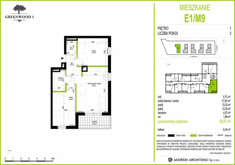 Mieszkanie E1/M9