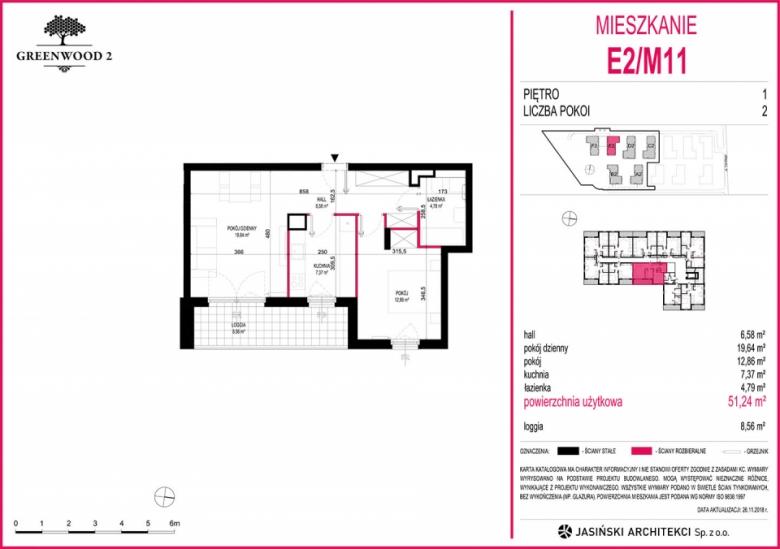 Mieszkanie E2/M11