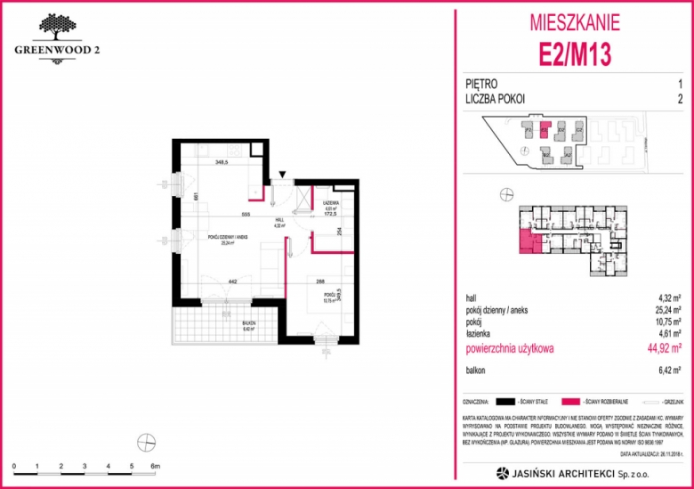 Mieszkanie E2/M13