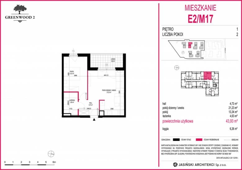 Mieszkanie E2/M17